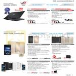 Notebooks G Series G750JX-T4064H, G750JH-CV020H, SMARTPHONE PADFONE INFINITY, STATION, PADFONE 2, STATION