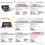 Notebooks Transformer Book TX300CA-C4033P, TAICHI31-CX018P, Zenbook UX51VZ-CM042P, UX31A-C4037P, UX31A-R4047P, UX32VD-R4041H, UX52VS-CN049P