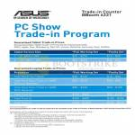 ASUS PC Dreams Notebooks Tablets Trade-In Prices
