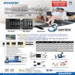 Asustor NAS AS-302T AS-304T AS-602T AS-604T AS-606T AS-608T AS-604RS AS-609RS R2