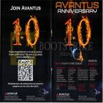 Avantus 10th Anniversary