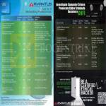 Avantus Training Cicsco CCNAX CCNP, CHFI Ethical Hacker, Forensic Investigator, EC-Council
