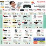 Printers LaserShot LBP6000 LBP6200d LBP7018C LBP7100Cn LBP7110Cw, Pixma IX6560 7000 Pro-100, IP7270 2770, Lide Scanners 110 700F 9000F P215 CS5600F