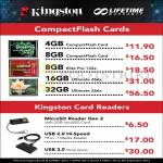 Flash Memory CompactFlash CF, Card Reader