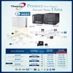 HGST NAS External Storage N2520, N4520, N550