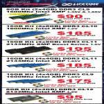 Kingston HyperX Memory DDR3 Kits, XMP Beast, Intel XMP