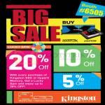 Kingston SSD HyperX Lucky Spin