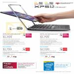 Notebooks XPS 12 Ultrabook
