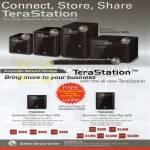 ECS Buffalo NAS TeraStation TS5200D, TS5400D 2TB 4TB 8TB 12TB 16TB