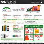 Epicentre Apple IMac AIO Desktop PC, IPod Touch, IPod Classic, IPod Nano, Parallels, Microsoft Office, AppleCare