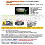 H2H MyGreenOil, EPS Fuel Saver