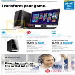 Desktop PCs Envy 700-082d, Envy Phoenix 800-082d