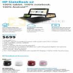 Notebook Slatebook X2, Accessories S4000 Mini Speaker