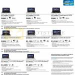 Notebooks Pavilion 14-b109TX, 14-b110TX, 14-b145TX, ENVY 4-1209TX, 4-1210TU, 6-1203TX, Spectre XT 13-2128TU, 13-2129TU