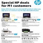 M1 HP Notebooks Envy Ultrabook, TouchSmart, Deskjet 2540 Printer, Officejet 6700