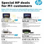 M1 HP Notebooks Envy Ultrabook, TouchSmart, Deskjet 2540 Printer, Officejet 6700