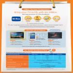 MiBox TV, Huawei Mediapd 10, Samsung Galaxy Tab 3 7.0, Sony Xperia Tablet Z, Mobile Broadband MData