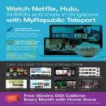 Teleport TV, Home Voice Free IDD