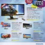 Philips Monitors 242G5DJEB, 272P4QPJKES, 298P4QJEB, 278C4QHSN, 274E5QHAB