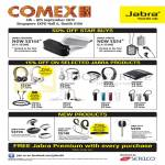 Jabra Bluetooth Headsets Solemate, Street2, Revo, HAL02, Freeway, Vox, Play, Clear, Extreme2, Stone3, Sport, Style