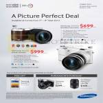 Digital Cameras NX2000, NX300, Purchase With Purchase