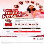Singtel Security Suite Mcafee, Windows, Mac
