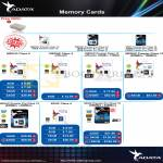 The Perpetuity Adata Flash Memory MSDHC, SDHC