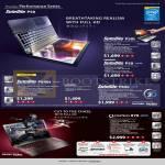 Notebooks Satellite P50t-A101X, P50-A100X, P840t-1010X, P850-1012X, Qosmio X70-A103X