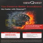 Broadband Fibernet 200 Bundle, First 100 Special