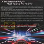 Broadband Fibre Player