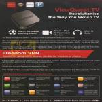 Broadband Freedom VPN TV