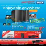 WD NAS Centralize My Book Live, Live Duo, 2TB, 3TB, Media Player TV Live