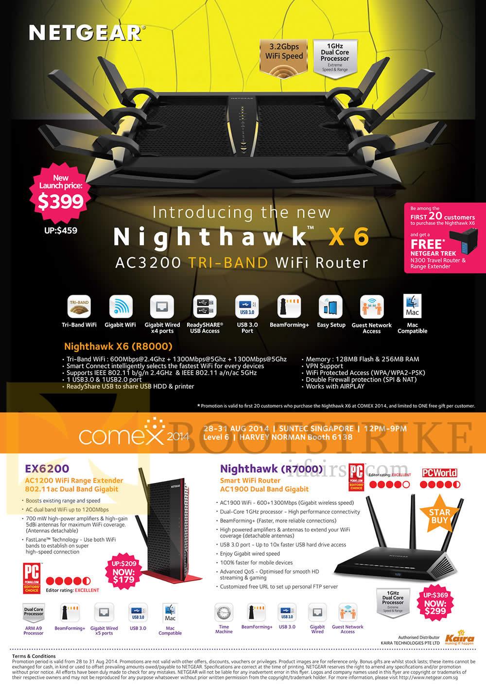 Netgear Ex6200 Firmware