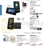 Tablets Fonepad 7 LTE ME372CL, Fonepad 7 Dual Sim FE170CG, New Padfone Infinity A86, Padfone Infinity A80