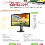 Monitors CB280HK, XB280HK