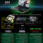 Notebooks X Series X17S-V2, X15S-V2, X15S-V2 870M