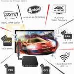 Minix Neo X8-H Android Media Hub Media Player