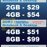 Crucial DDR3 RAM Memory