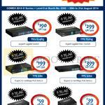 Trendnet Networking Switch TEG-S24DG, TPE-TG81G, TPE-S80, TPE-S160, TPE-115GI, TPE-114GS