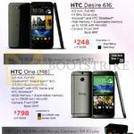 HTC Desire 616, HTC One M8