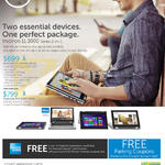 Notebook Inspiron 11 3000 Series 2-in-1
