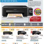 Printers L Series Ink System L210, L350, L355, L550, L555
