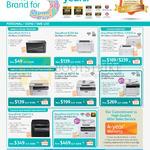 Printers DocuPrint P215b, P255dw, M215b, M215fw, CM215b, CM215fw, CP105b, CP215w, M255z, Free Gifts