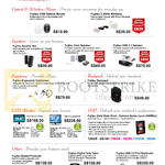 Accessories Mouse, Speakers, LED Monitos, Backpacks, SSDs, LED Monitors, Spatial Presenter, Note Taker, USB Port Replicator