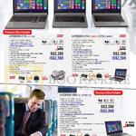 Notebooks Lifebook E734 UCHUC, E744 C5W81P, E754 C5W81P, S904UC B7W81-30
