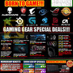 Gaming Accessories Razer, Steelseries, Roccat, Astro, Headset, Keyboard, Mouse