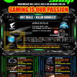 Notebooks Gaming Aorus X3 Plus, Dell Inspiron 7447, Gigabyte P34G V2, MSI GS60, Razer Blade, ASUS ROG G750JS, Alienware 17, Gigabyte P25X, Aorus X7 V2