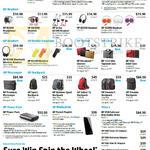 Accessories Trackpad, Speakers, Headsets, Earphones, Sleeve, Cases, Messenger, Backpacks, PowerPack, Media Drive