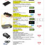 Coolux Pocket LED Projectors Coolux Q6, Coolux X3S, Coolux S2, Coolux DLP-Link 3D Glasses