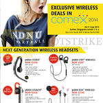 Bluetooth Headsets Storm, Step Wireless, Stealth, Rox Wireless